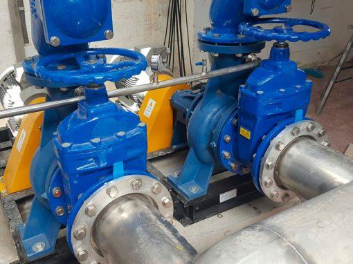Trabajos calderería y montaje de equipos – Guadarrama