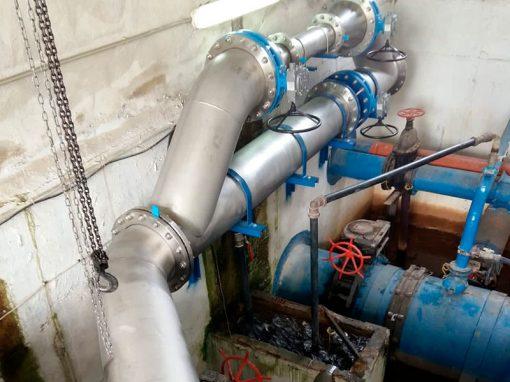 Reforma de la Estación de Tratamiento de Aguas Potables (ETAP) en Aviles